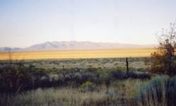 Honey Lake Valley